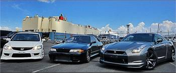 PCS - Vehicle Shipping (Autocraft Japan Ltd)
