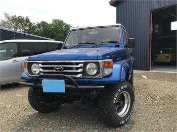 1991 Toyota Land Cruiser 70 XR