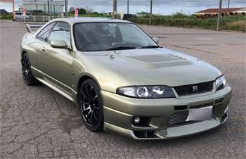 1998 Nissan Skyline GT-R V-Spec Twin Turbo