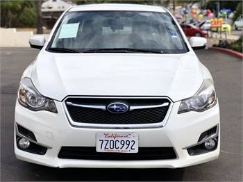 2016 Subaru Impreza 2.0i Sport Package