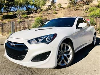 2013 Hyundai Genesis Coupe Turbo Premium *Video Available*