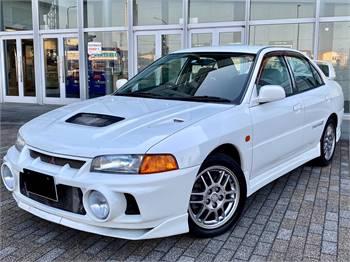 1996 Mitsubishi Lancer Evo 2.0 GSR IV