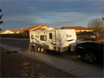 Skyline Nomad 180 - RV Rental