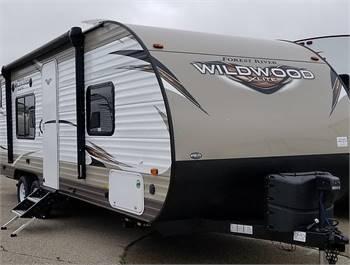 Wildwood X-Lite (29ft) - RV Rental