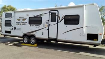 Rockwood UltraLite - RV Rental
