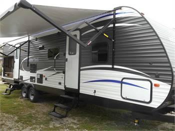 Travel Trailer - Super Slide Out Dutchmen - RV Rental