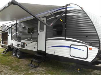 Travel Trailer - Super Slide Out Dutchmen - RV Rental