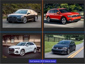 Audi - Volkswagen - PCS Vehicle Assist | Fort Jackson, SC