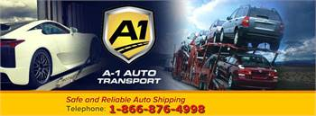A1 Auto Transport - Military POV Auto Transport
