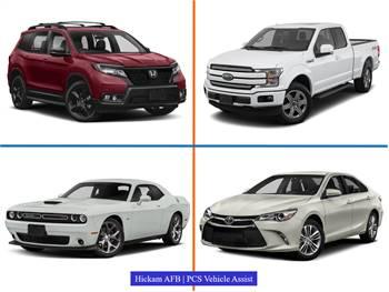 PCS Vehicle Assist | Hickam AFB, HI