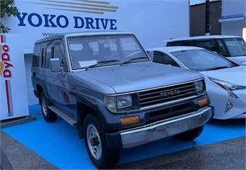 1990 Toyota Land Cruiser Prado Diesel