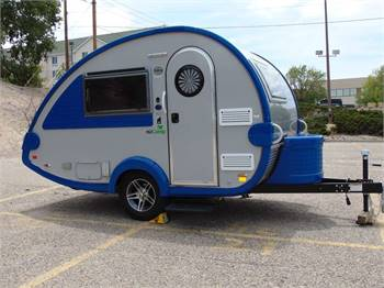 Travel Trailer - NonSlide NuCamp RV T@B - RV Rental