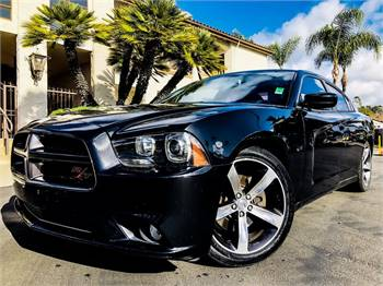 100th Anniversary Dodge Charger R/T Navy Fed