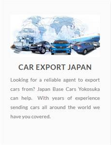 Car Export Japan - JB Cars