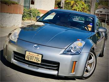 2006 Nissan 350Z GT Coupe