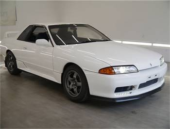 "1991 Skyline R32 2.5L GT Turbo ""Shiroi Akuma"""