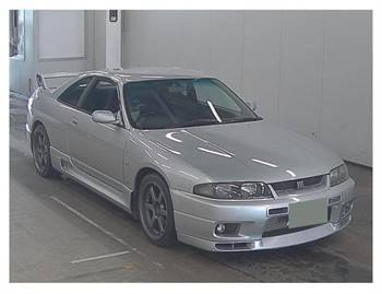 1996 Nissan Skyline GT-R v-spec (R33)