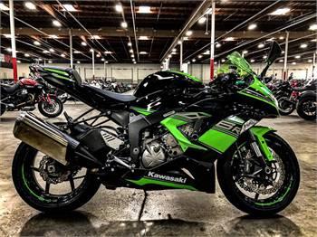 2016 Kawasaki ZX636
