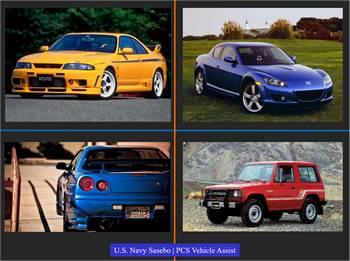 PCS Vehicle Assist | Performance Vehicles (Sasebo)