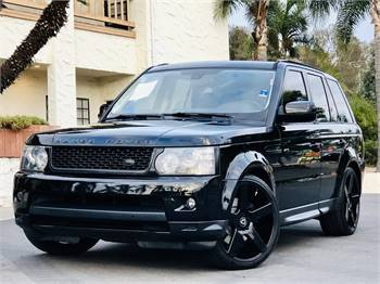 2010 Range Rover *Blacked Out* Video Available!!