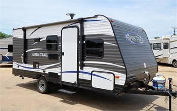Aspen Trail (21ft) - RV Rental
