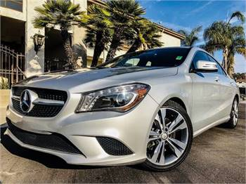 2014 Mercedes Benz CLA250 Turbo Military Discount Navy Fed