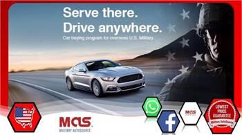 PCS Vehicle Assist | New Car (Ramstein)