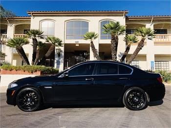 2016 BMW 528i Turbo
