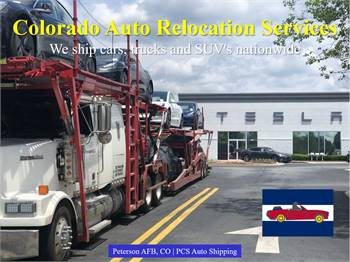 Colordo Auto Relocation Services