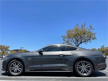 2015 Ford mustang GT 6-speed manual