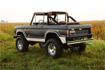 New Bronco - Handcrafted Classics Bronco Assist   Nationwide