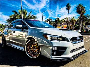 2017 Subaru WRX STI All Custom