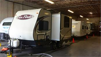 2014 Cruiser FunFinder 189FBS - RV Rental