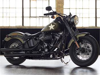 2016 Harley-Davidson FLSS Softail Slim