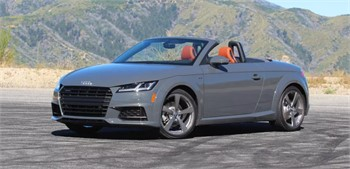 We bid farewell to the Audi TT Roadster | WATCH VIDEO