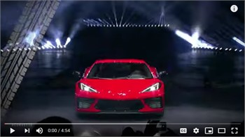 The New 2020 Chevy Corvette is here | WATCH VIDEO