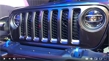 The Electric Wrangler is Here   VIDEO