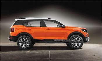 2020 Ford Baby Bronco to complement big-boy Bronco   WATCH VIDEO