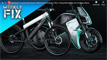 Former Harley Engineer Starts All-Electric Motorcycle Company | WATCH VIDEO