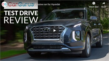 2020 Hyundai Palisade - A home run for Hyundai | WATCH VIDEO