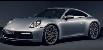 Porsche 911 Carrera 4S Adds Manual   WATCH VIDEO