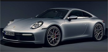 Porsche 911 Carrera 4S Adds Manual | WATCH VIDEO